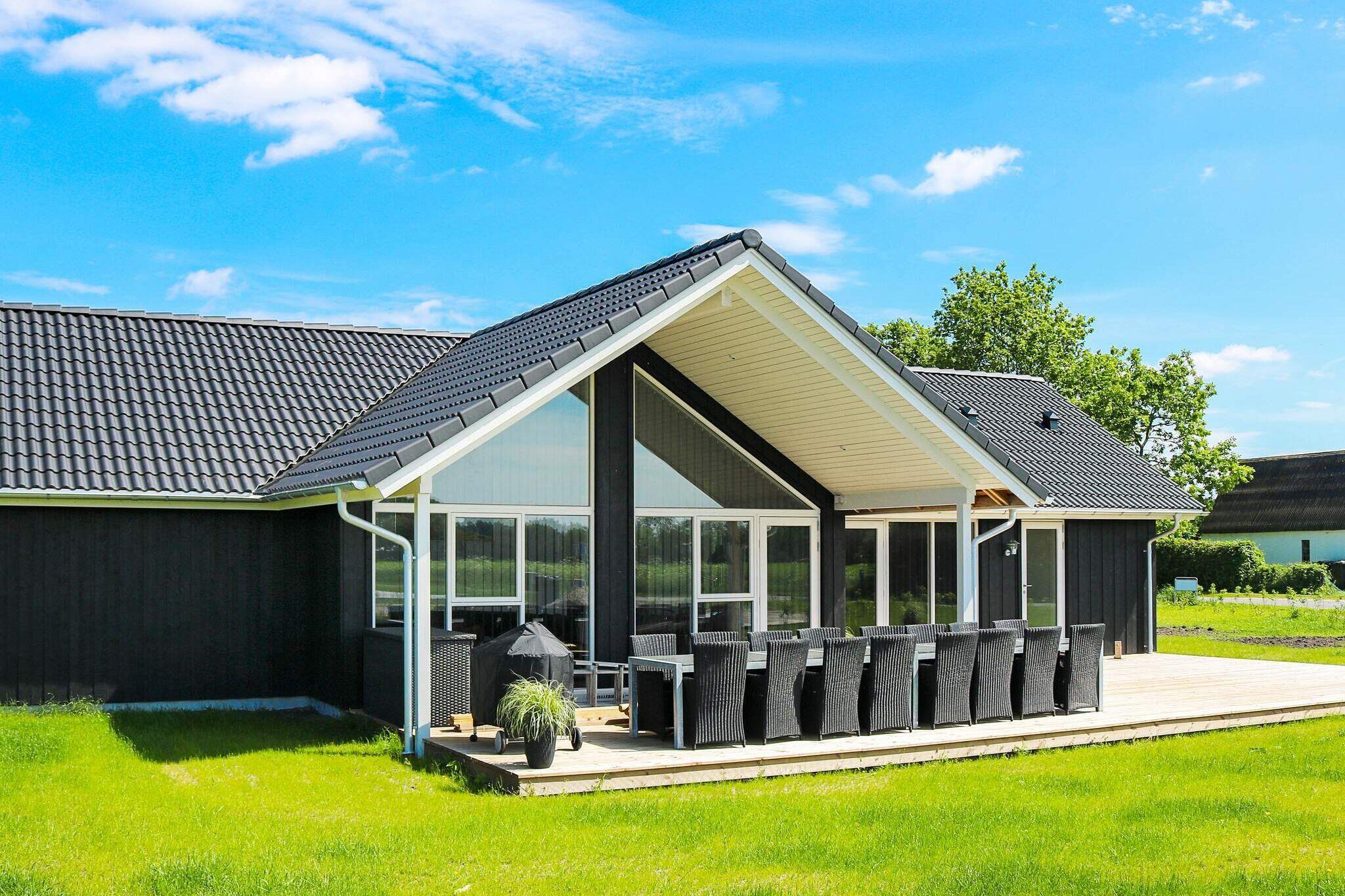 Holiday home in Hadsund for 14 persons