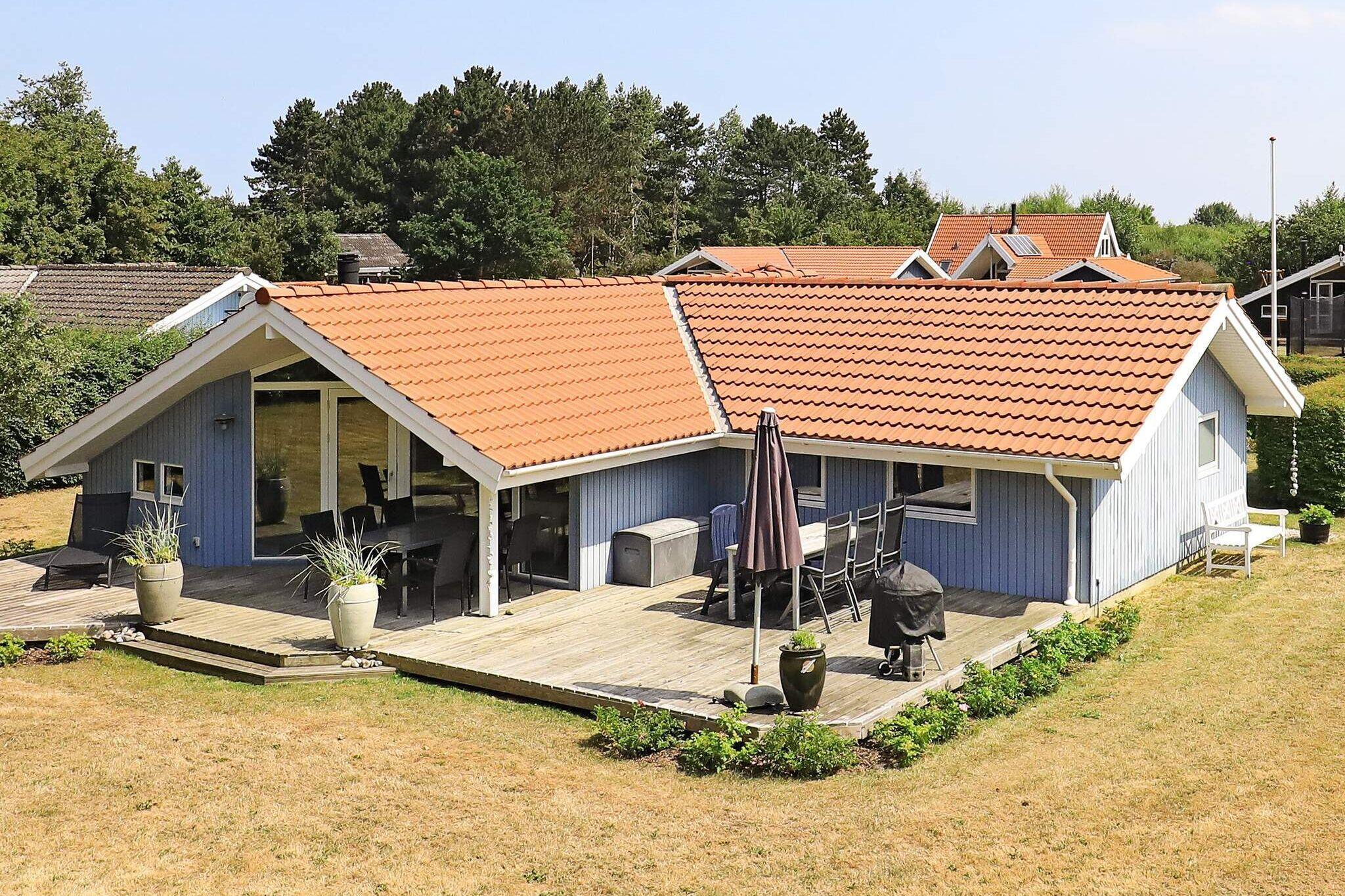 Holiday home in Rudkobing for 8 persons