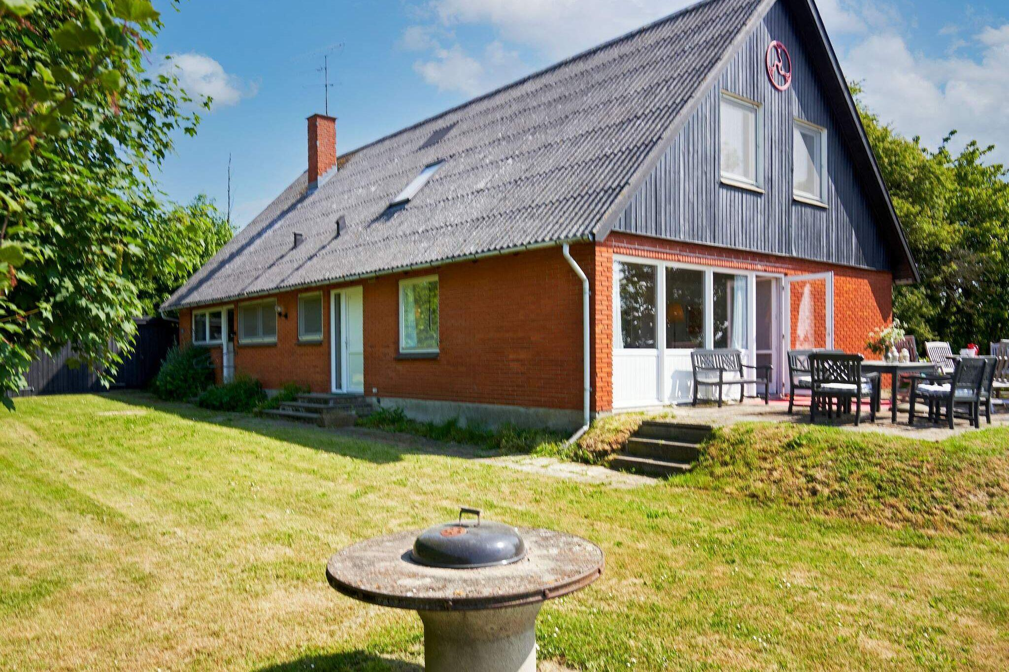 Holiday home in Åkirkeby for 12 persons