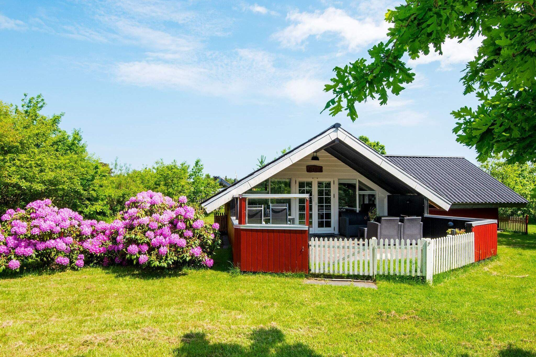 Holiday home in Skjern for 5 persons