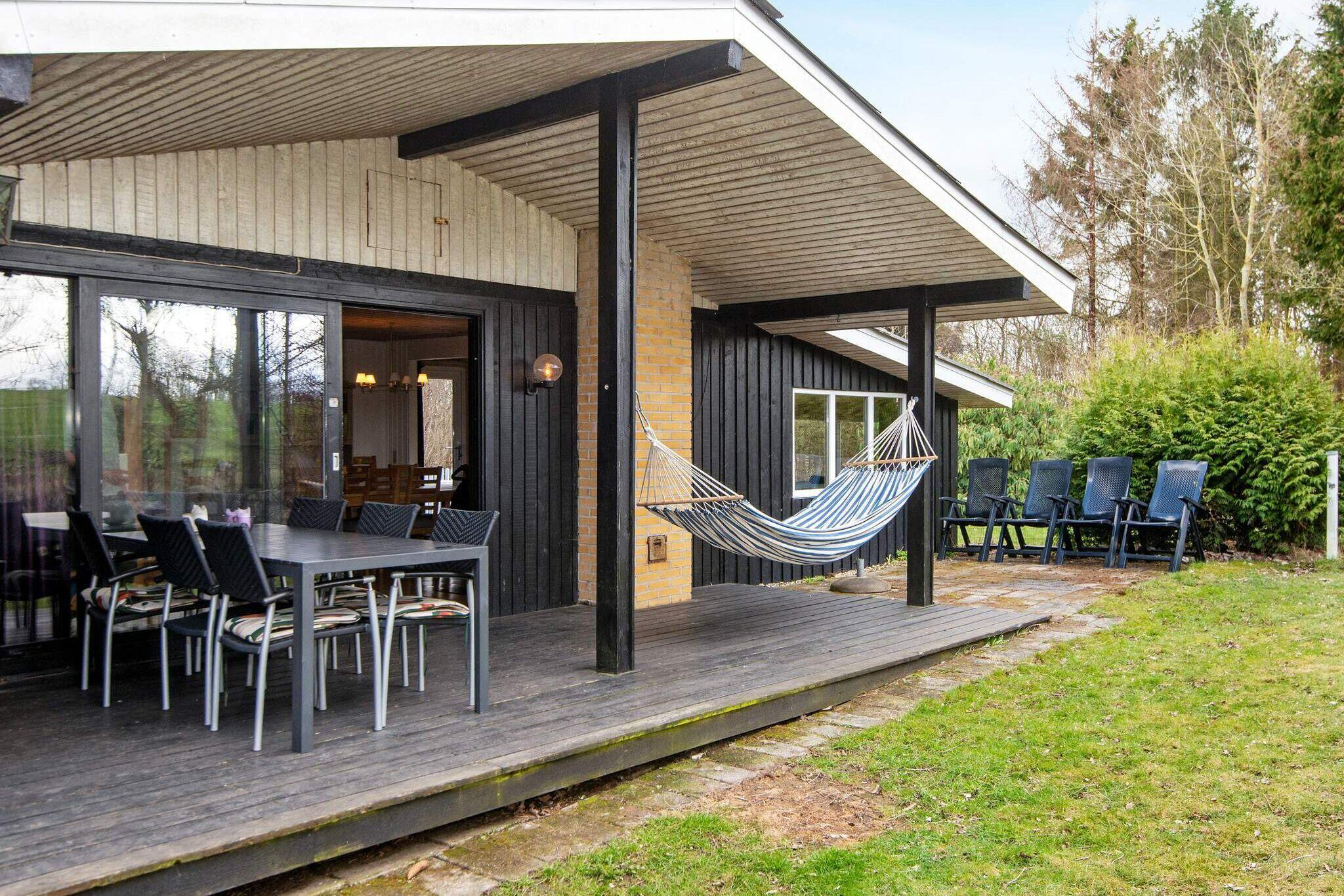 Holiday home in Ronde for 10 persons