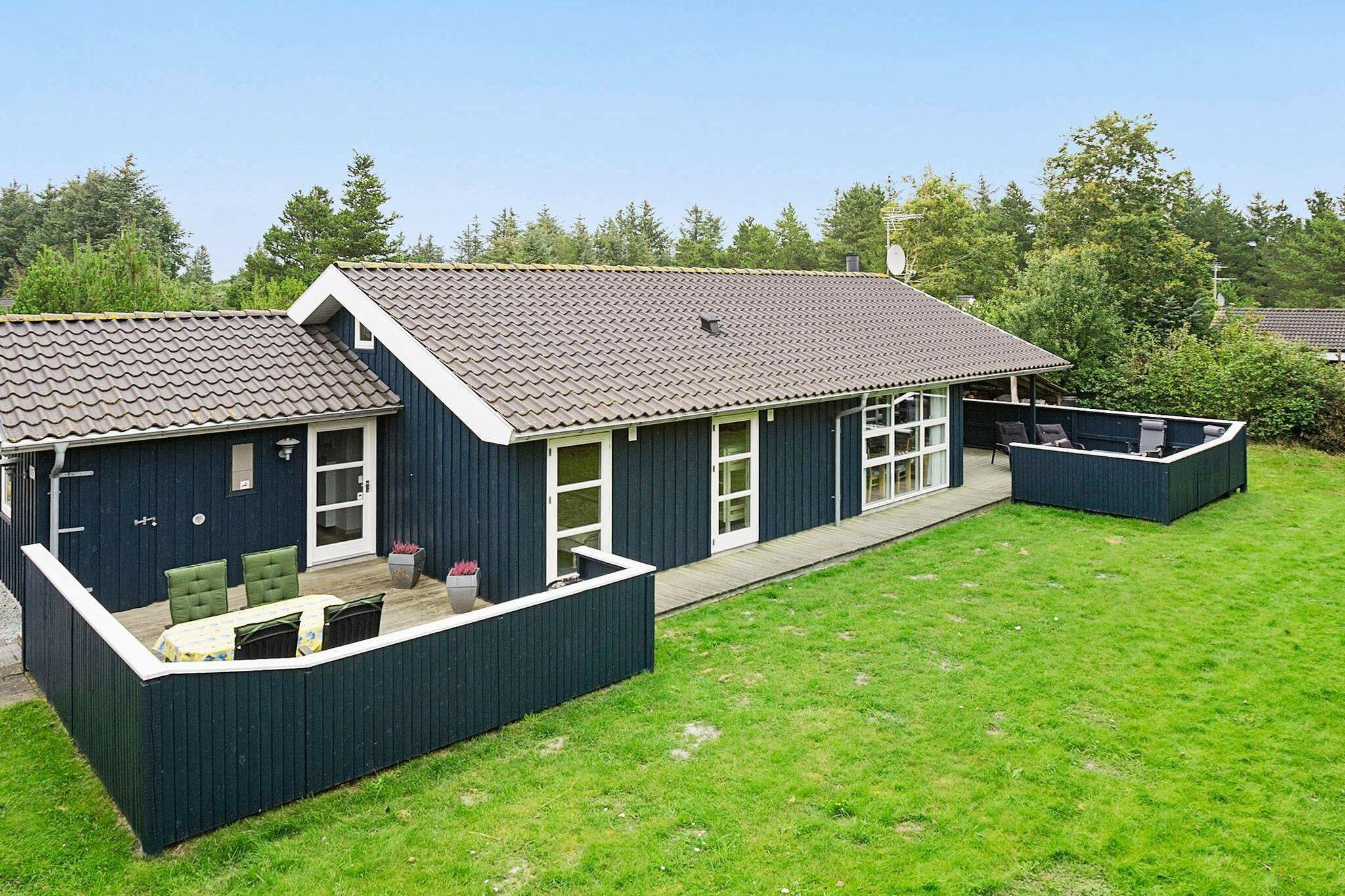 Holiday home in Albaek for 9 persons