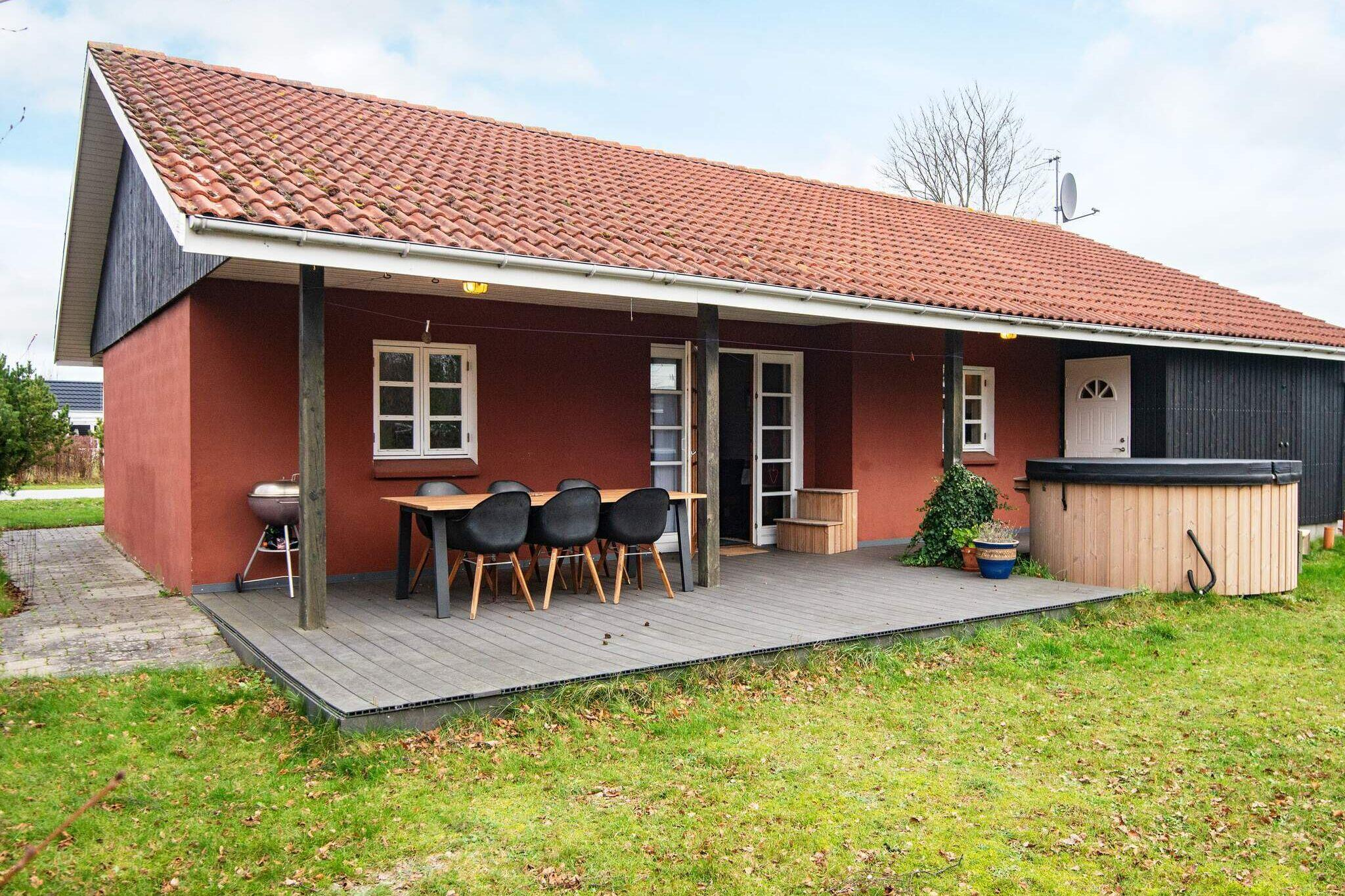Holiday home in Grenaa for 7 persons