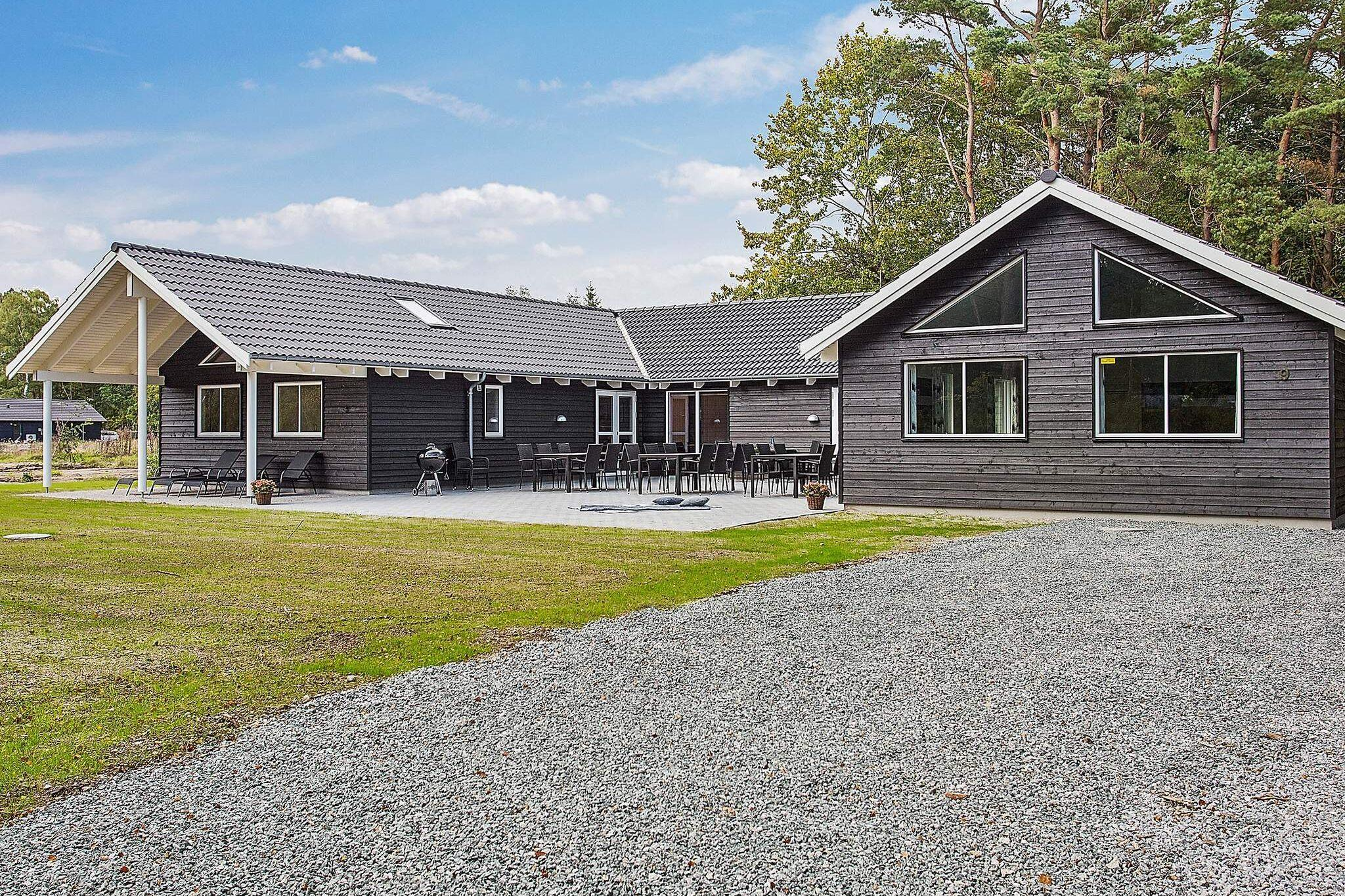 Holiday home in Frederiksvaerk for 24 persons