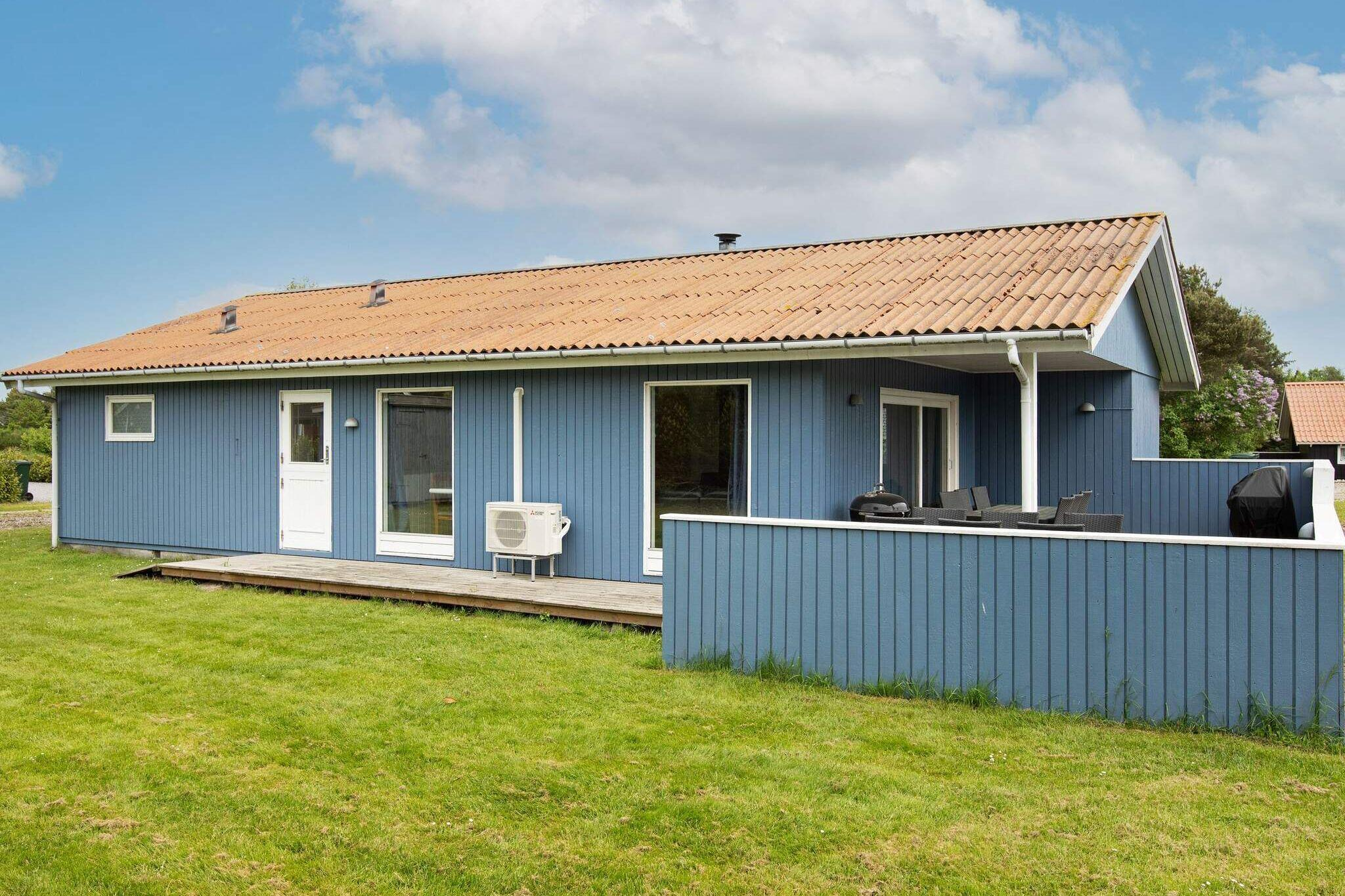 Holiday home in Vaeggerlose for 10 persons
