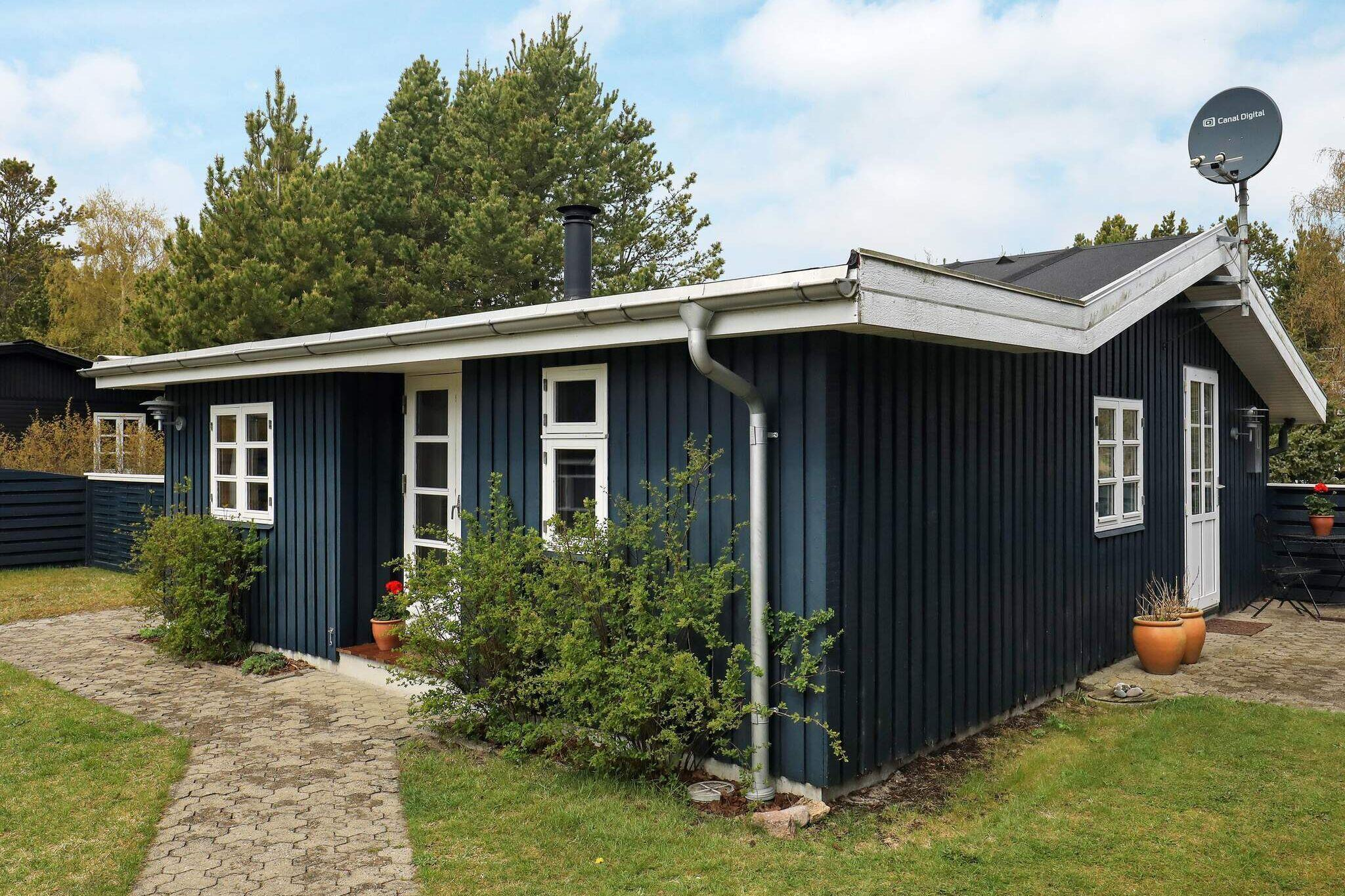 Holiday home in Saeby for 4 persons