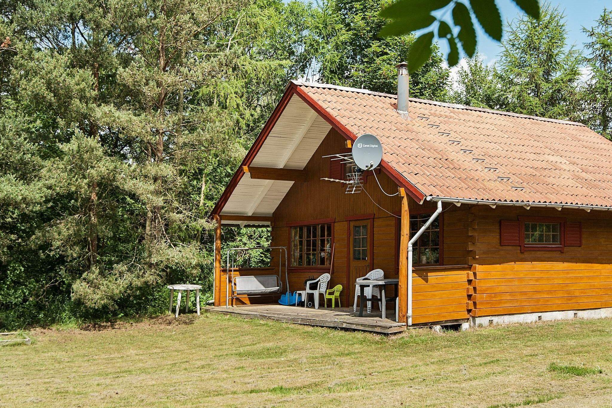 Holiday home in Ørsted for 6 persons