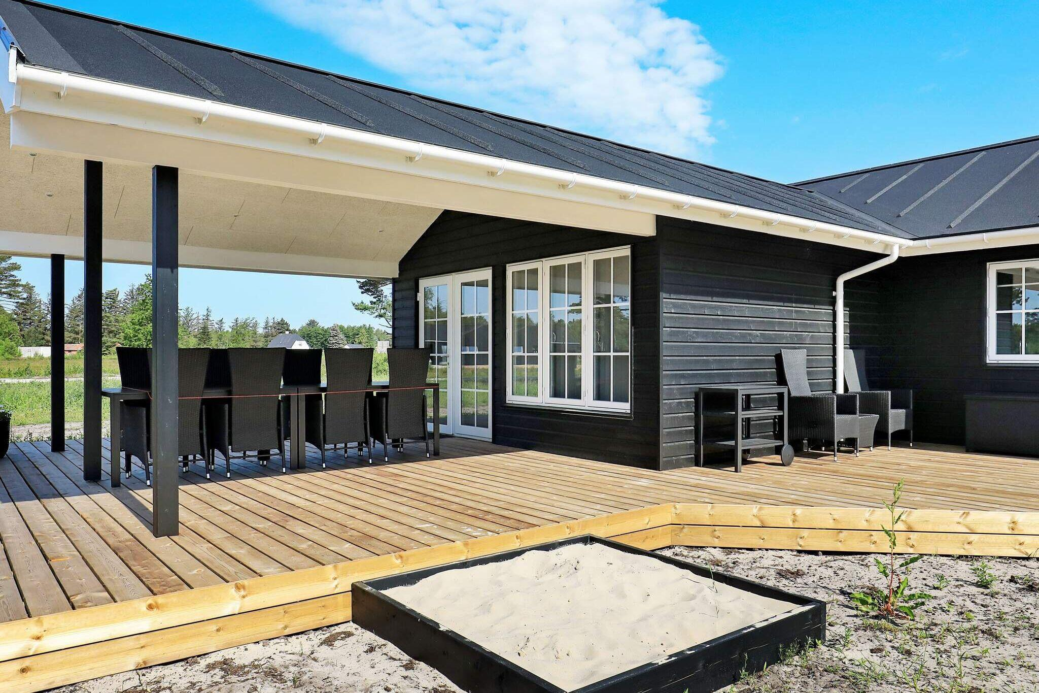 Holiday home in Laeso for 8 persons