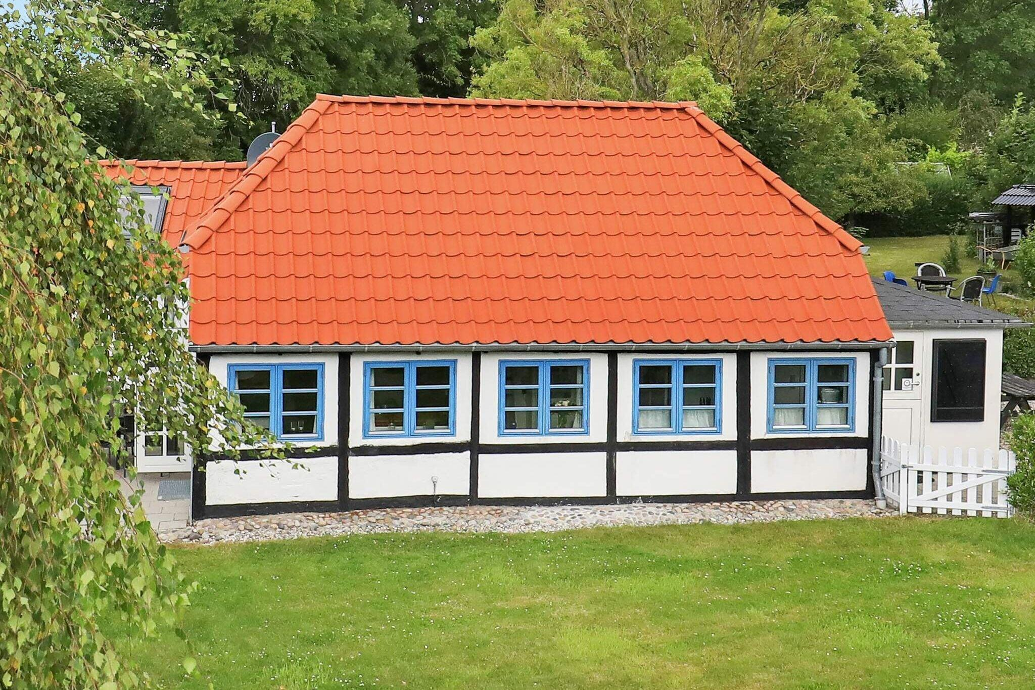 Holiday home in Tranekaer for 4 persons