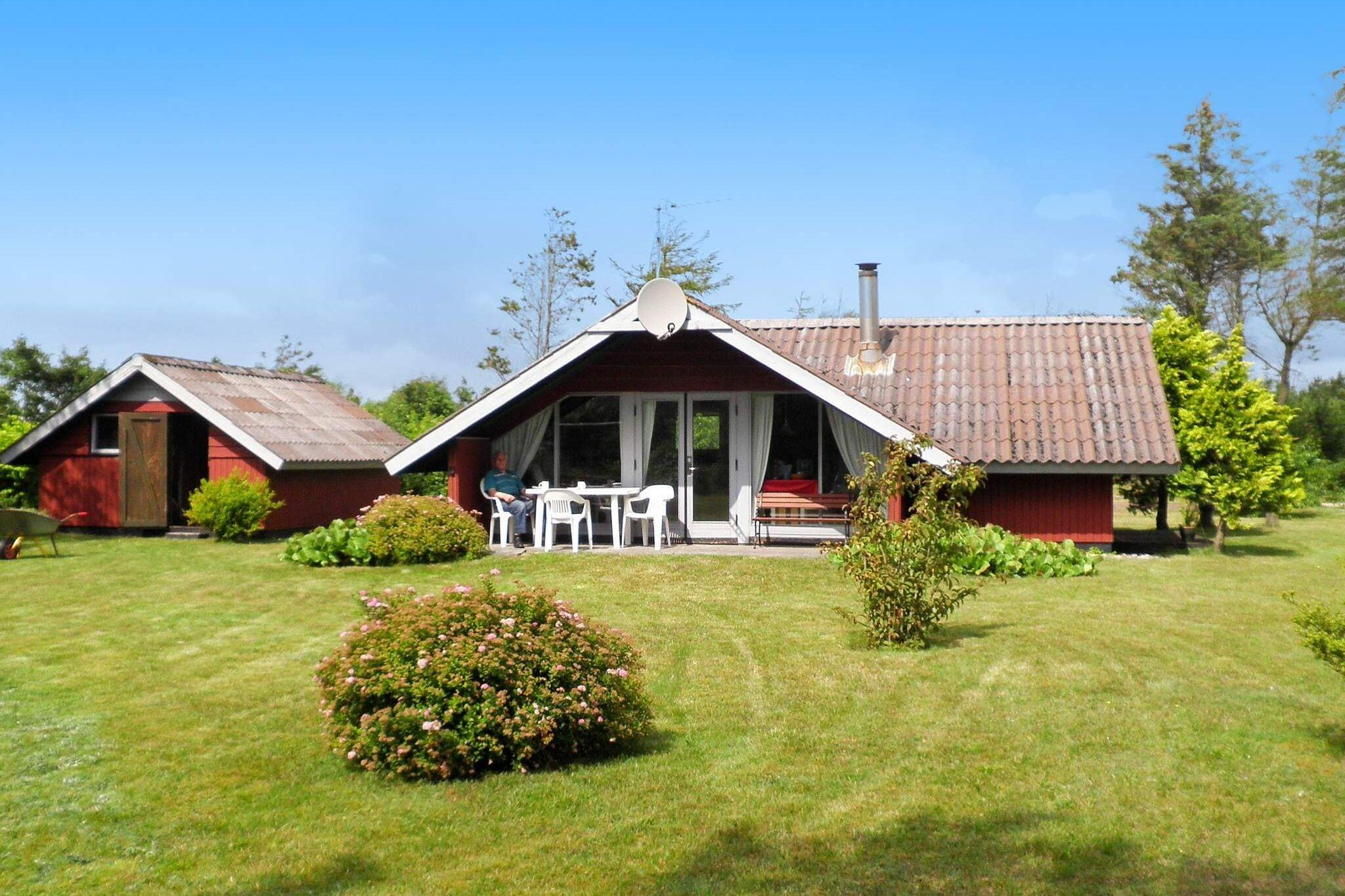 Holiday home in Ulfborg for 5 persons