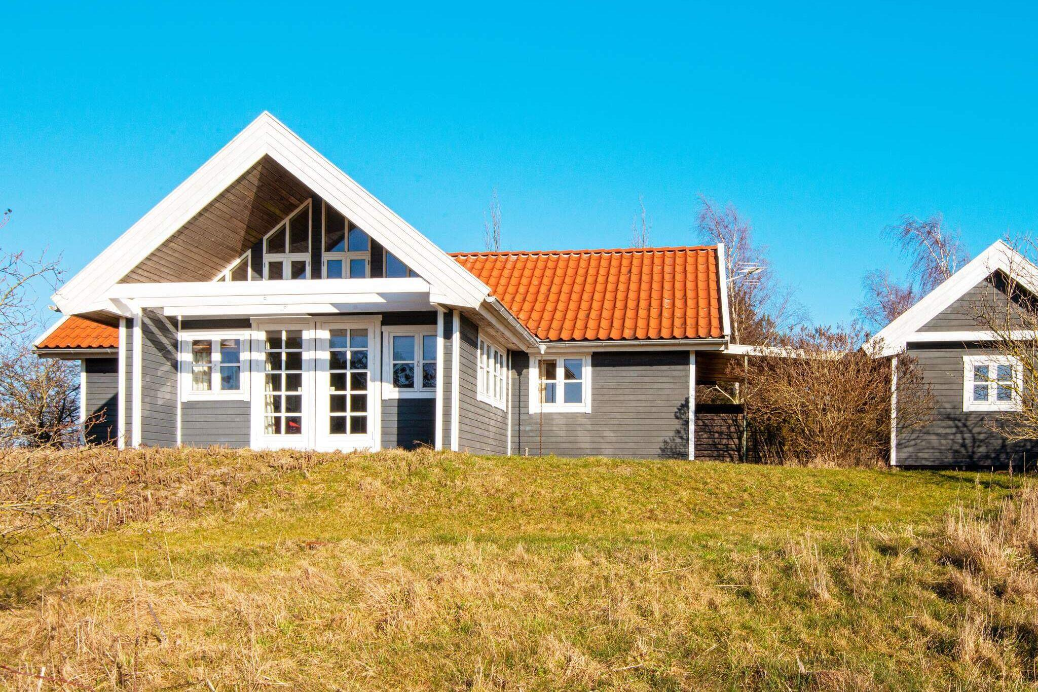 Holiday home in Knebel for 11 persons
