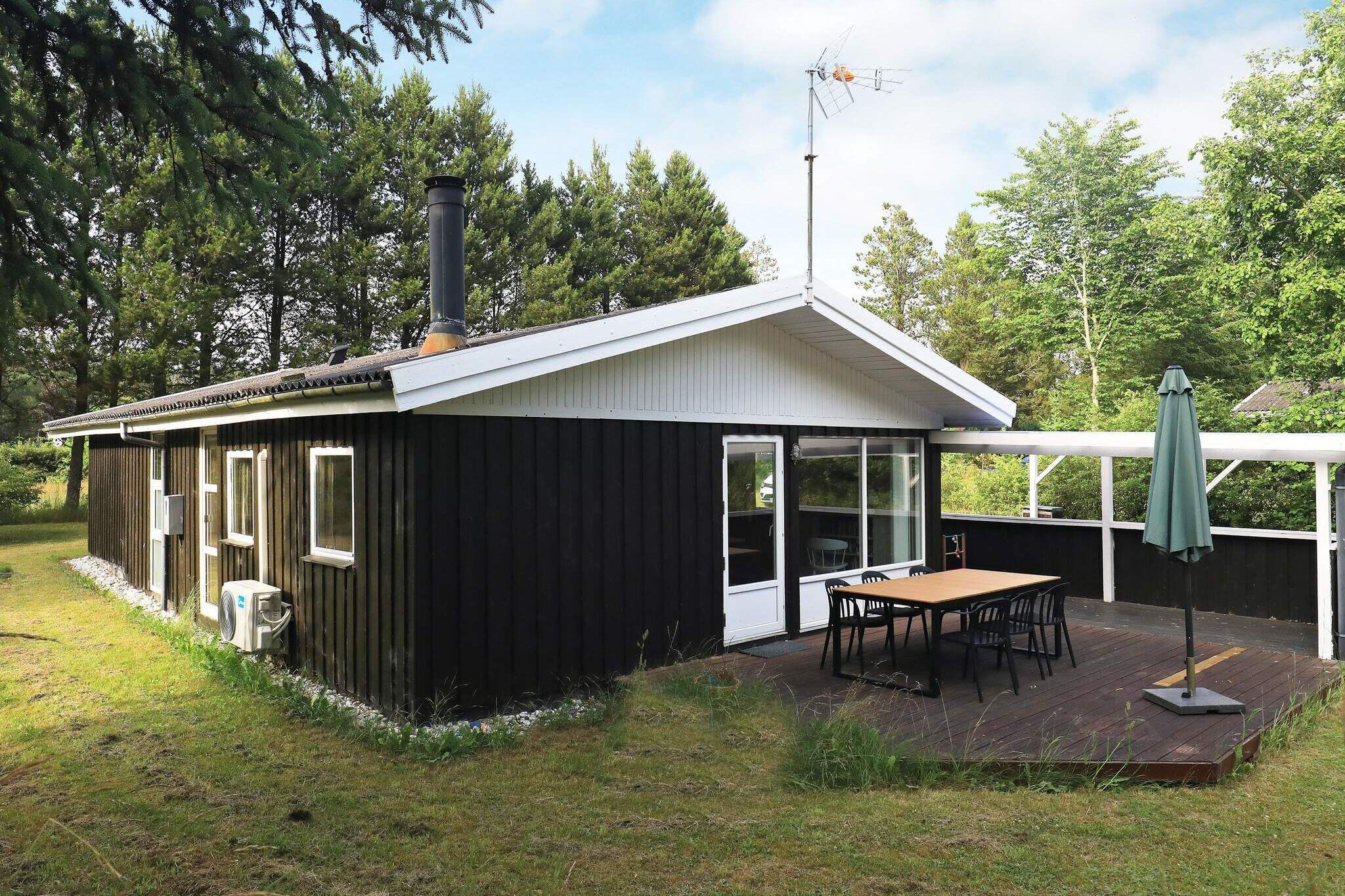 Holiday home in Fjerritslev for 5 persons