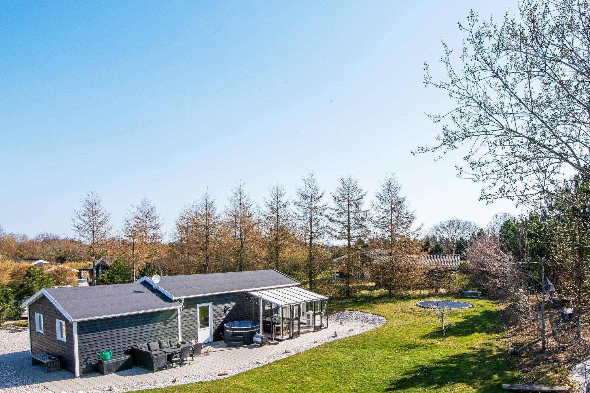 Holiday home in Glesborg for 4 persons