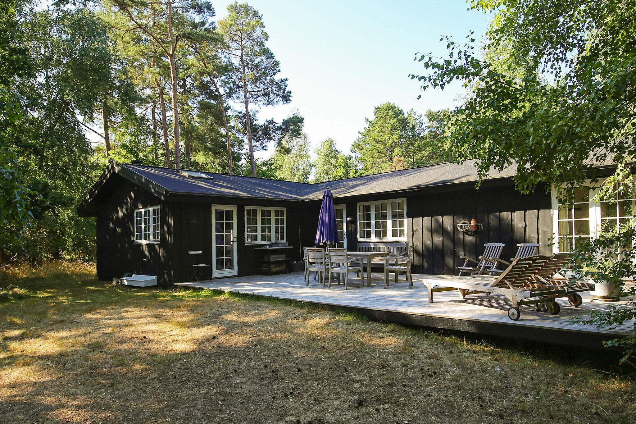 Holiday home in Farevejle for 6 persons