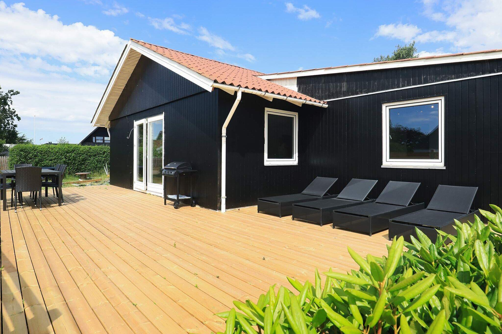 Holiday home in Albaek for 8 persons