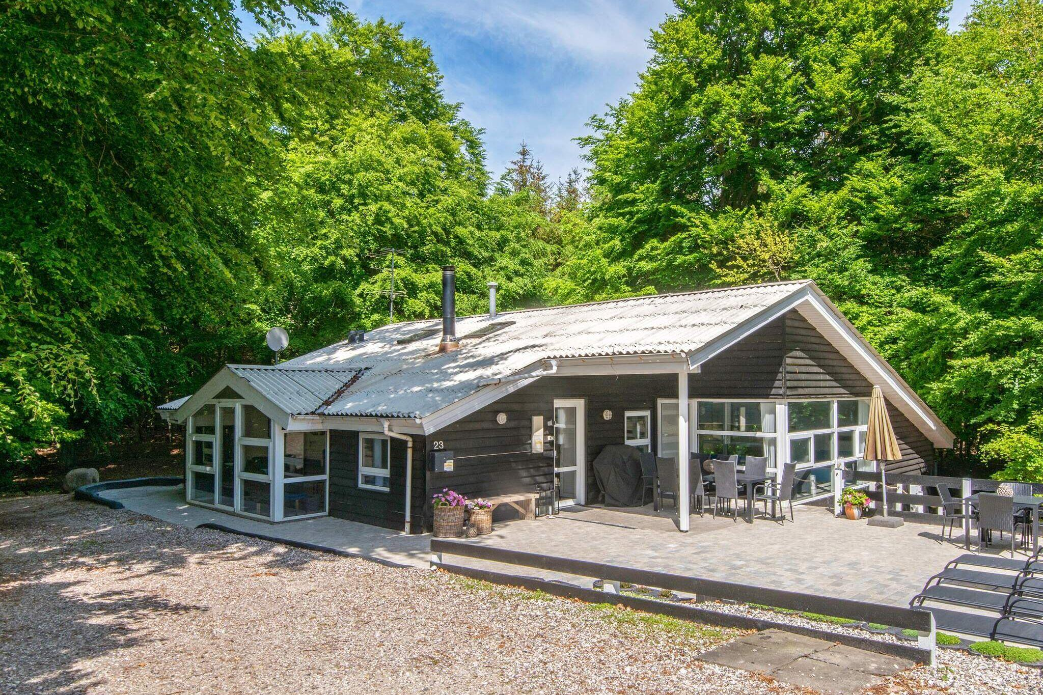 Holiday home in Glesborg for 12 persons