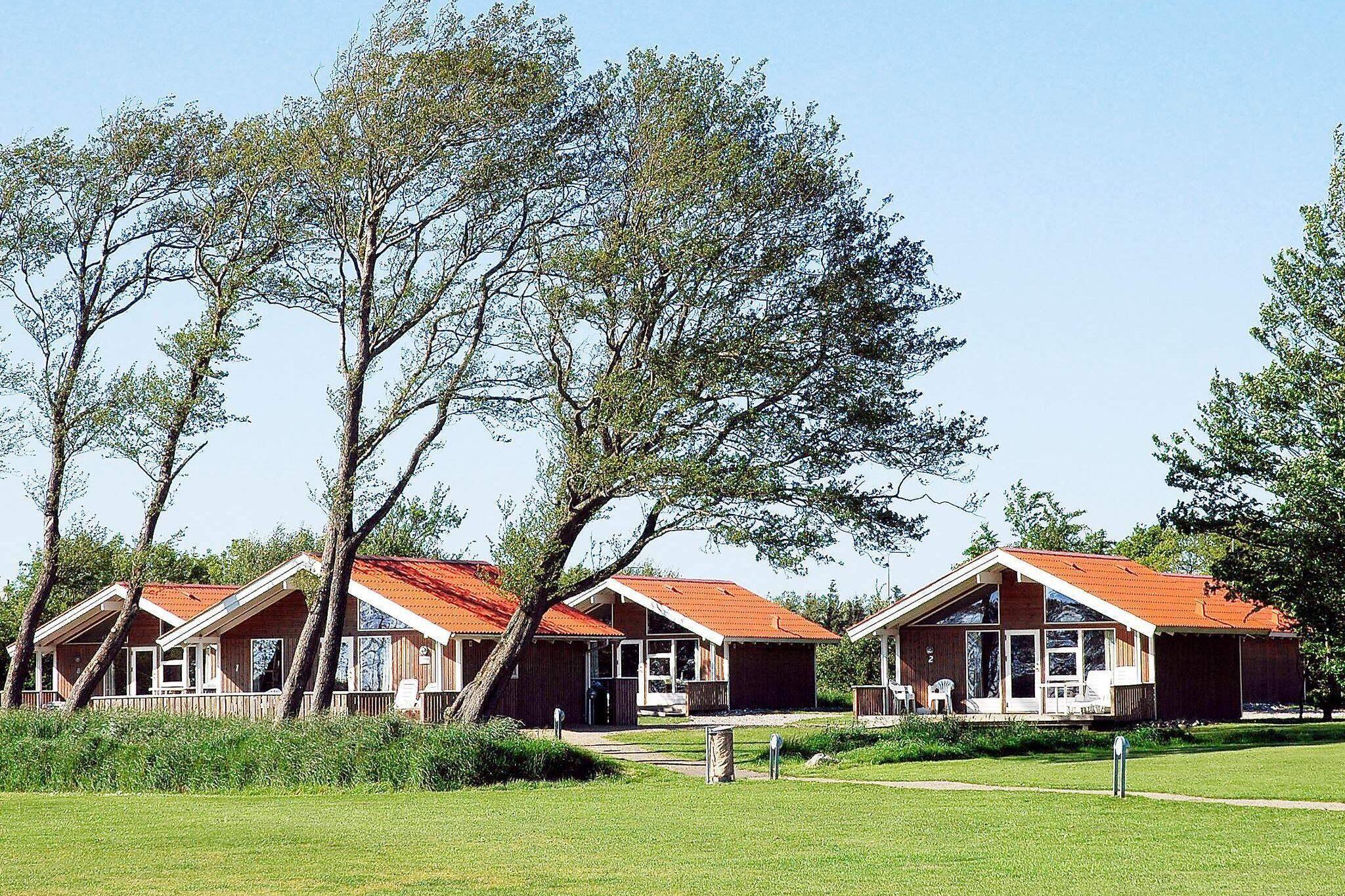 Holiday home in Skaerbaek for 6 persons