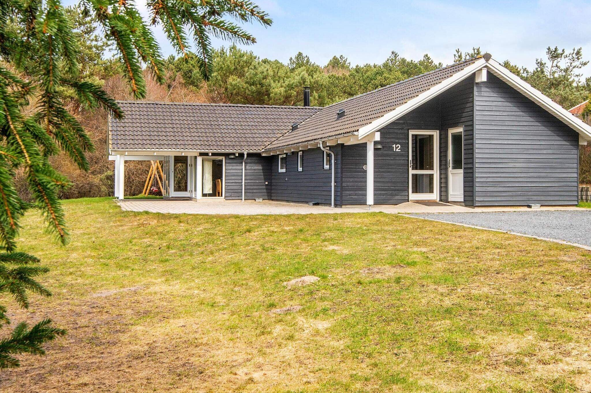 Holiday home in Ebeltoft for 12 persons