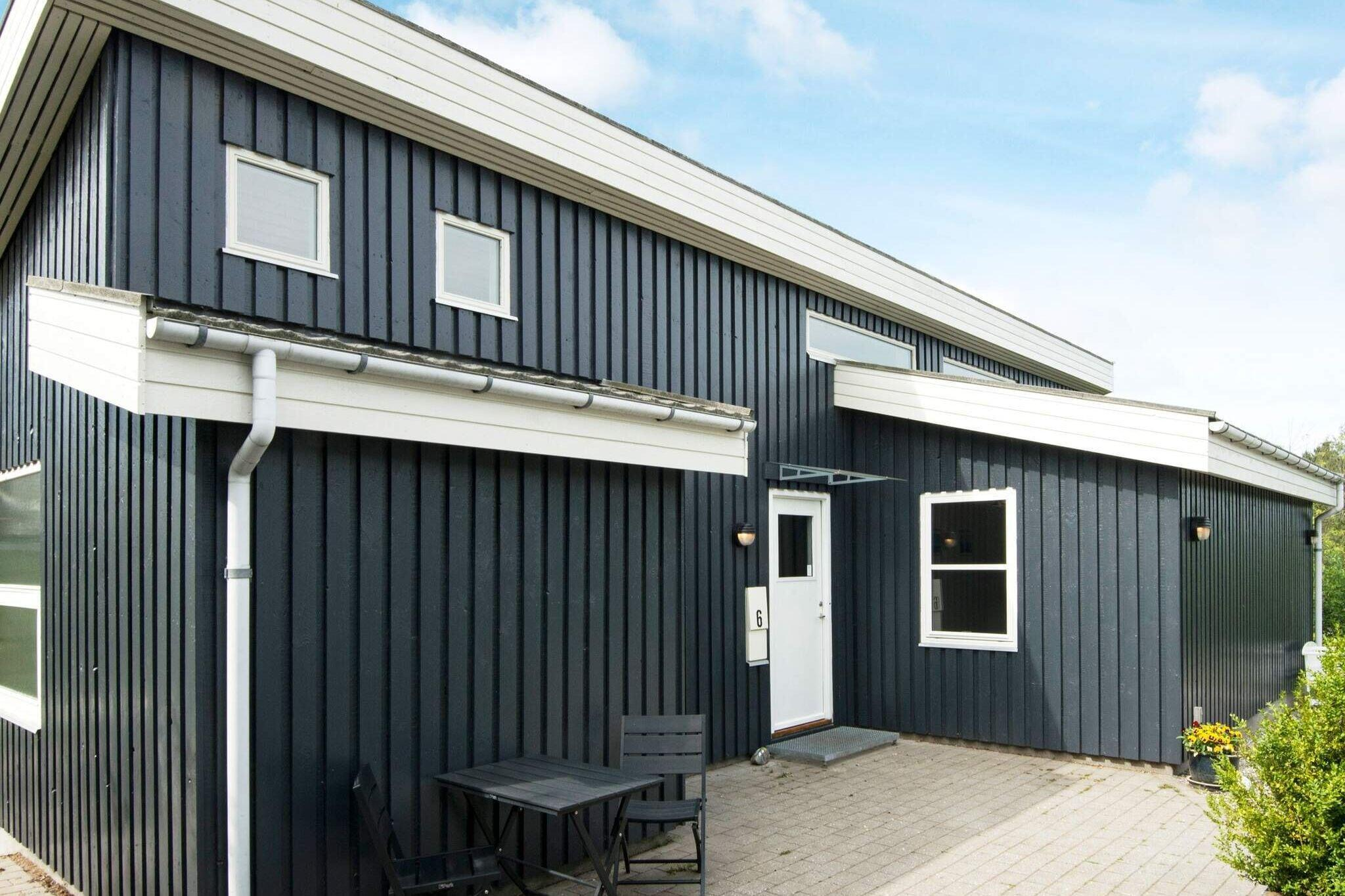 Holiday home in Ebeltoft for 10 persons