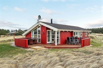 Holiday home in Hirtshals for 8 persons