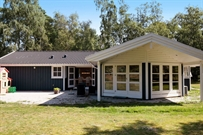 Holiday home in Rorvig for 10 persons