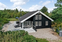Holiday home in Bisnap, Hals for 8 persons