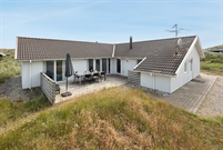 Holiday home in Houvig for 12 persons
