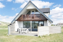 Holiday home in Vrist for 6 persons
