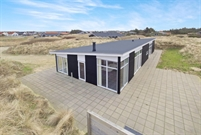 Holiday home in Klitmoller for 10 persons