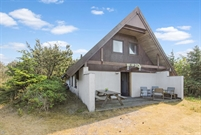Holiday home in Bjerregard for 6 persons