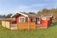 Holiday home in Loekken for 5 persons