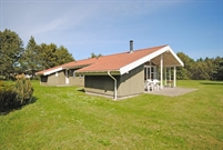 Holiday home in Sondervig for 8 persons