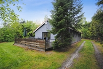 Holiday home in Virksund for 11 persons