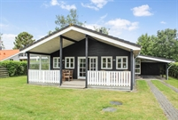 Holiday home in Øster Hurup for 8 persons