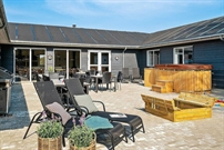 Holiday home in Albaek for 24 persons