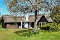Holiday home in Farevejle for 8 persons