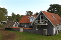 Holiday home in Hals for 0 persons