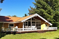 Holiday home in Farso for 6 persons
