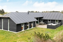 Holiday home in Snedsted for 24 persons