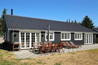 Holiday home in Hojby for 10 persons