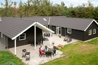 Holiday home in Blavand for 22 persons