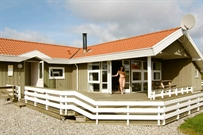 Holiday home in Borkop for 9 persons