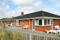 Holiday home in Hvide Sande for 16 persons