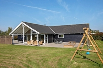 Holiday home in Idestrup for 12 persons