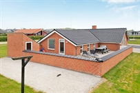 Holiday home in Vinderup for 8 persons