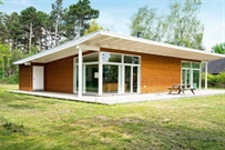 Holiday home in Knebel for 6 persons