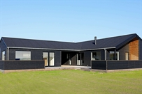 Holiday home in Loekken for 12 persons