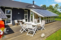 Holiday home in Sjolund for 6 persons