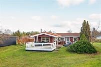 Holiday home in Glesborg for 6 persons