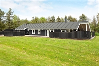 Holiday home in Jerup for 9 persons
